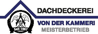 Dachdeckerei von der Kammer Logo